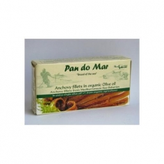 ANCHOA FILE IN ULEI BIO DE MASLINE 50G