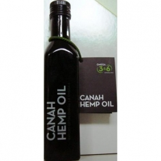 CANAH NATURAL HEMP OIL 500ML