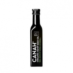 CANAH ORGANIC HEMP OIL 250ML