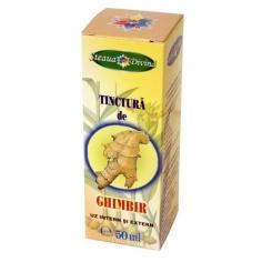 TINCTURA GHIMBIR 50ML