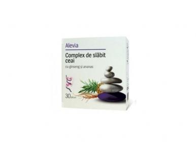 COMPLEX DE SLABIT CEAI GINSENG SI ANANAS 30 PLICURI